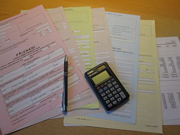 Daňová přiznání-1